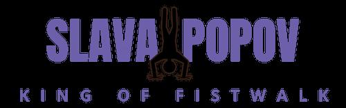 Slava Popov King of Fistwalk